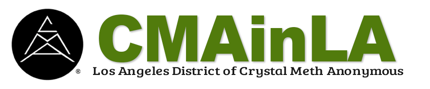 The Greater Los Angeles District of Crystal Meth Anonymous